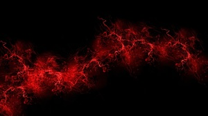 free-red-artistic-background
